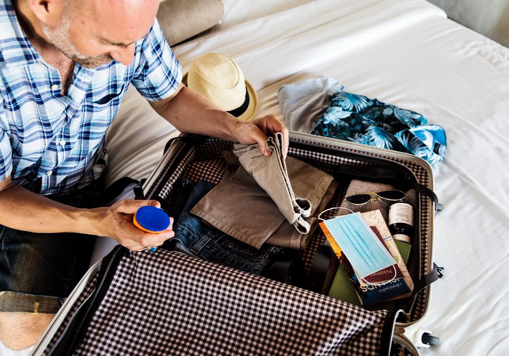 valise rigide de qualité